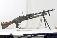 Thumbnail image of Centrefire automatic machine gun - Sampo L41