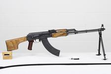 Thumbnail image of Centrefire automatic light machine gun - Kalashnikov RPK