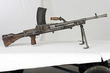 Thumbnail image of Centrefire automatic light machine gun - Bren ZB39