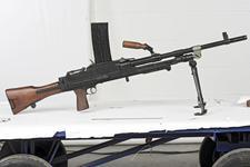 Thumbnail image of Centrefire automatic machine gun - Bren Model 1B