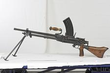 Thumbnail image of Centrefire automatic machine gun - Nambu Type 96