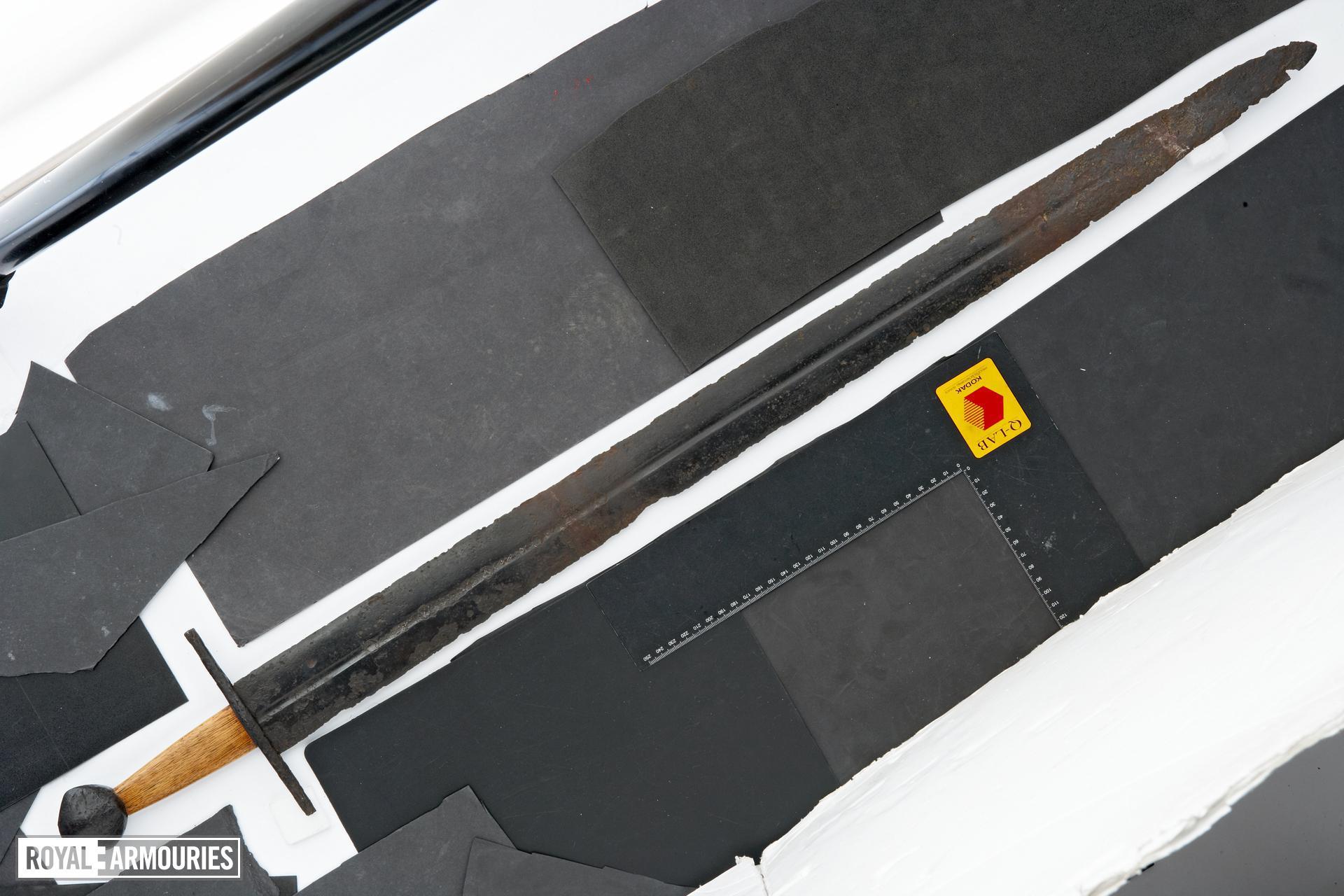 Sword Oakeshott Type XIa