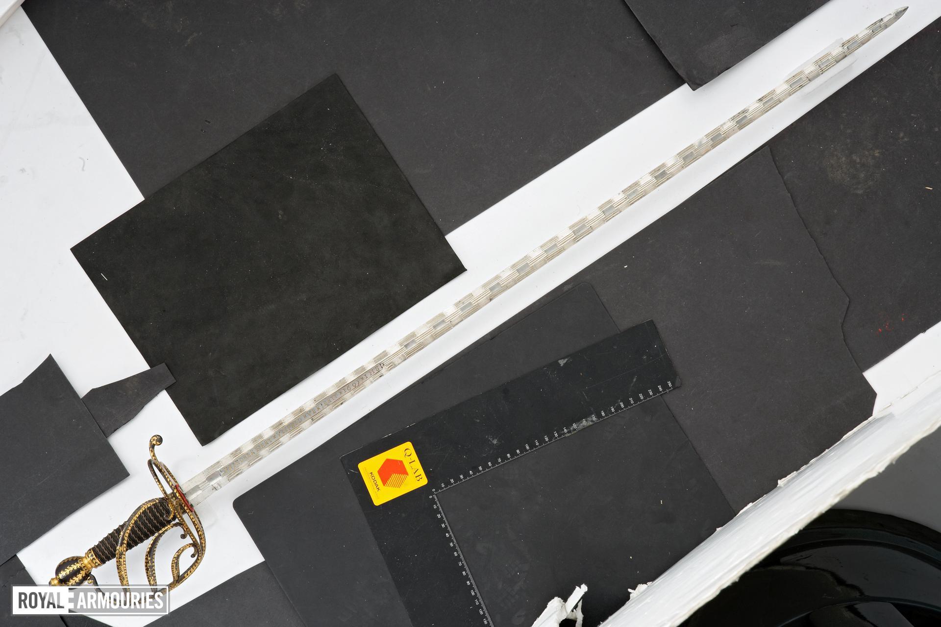 Sword Small sword