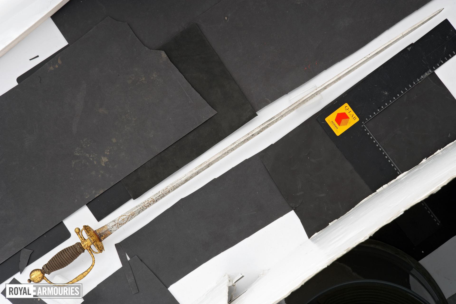 Sword Small-sword