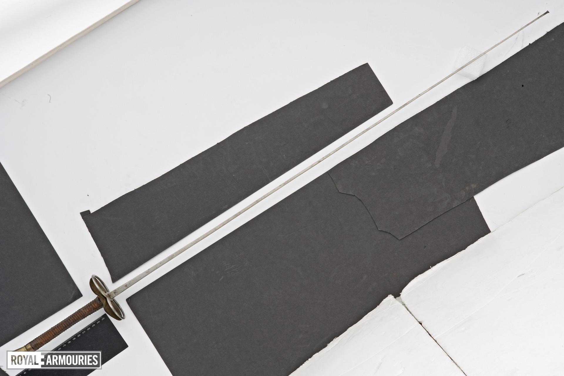 Foil Fencing foil