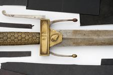 Thumbnail image of Sword Sword for cadets at the military academy ?cole de Mars.