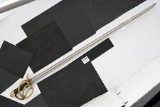 Thumbnail image of Sword and scabbard Sword and scabbard for Cavalry of the line trooper, Pattern An XIII.