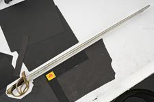 Thumbnail image of Sword Dragoon Officer's sword, Pattern 1854.