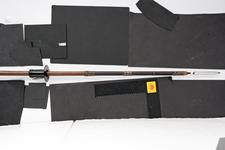 Thumbnail image of Long spear with a spear tube