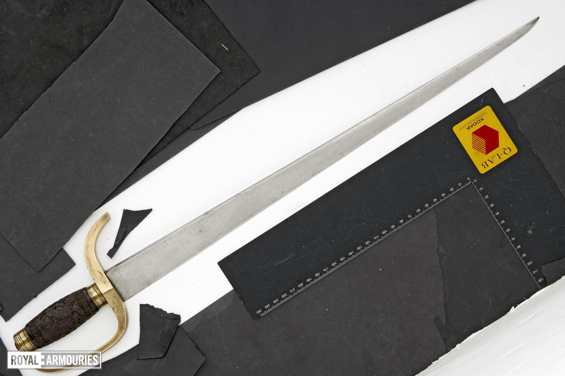 Pair of butterfly knives (hodiedao)