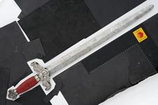 Thumbnail image of Sword (jian) and scabbard