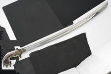 Thumbnail image of Sword (nimcha or saif) With missing quillon