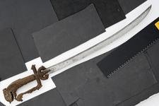 Thumbnail image of Sword (kastane) with European blade