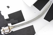 Thumbnail image of Sword (tegha) with a European blade