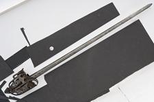 Thumbnail image of Sword Basket hilt sword