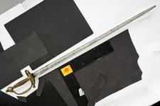 Thumbnail image of Sword Infantry Officer's sword