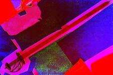 Thumbnail image of Sword 'Landsknecht' type