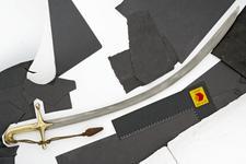 Thumbnail image of Sword (kilic) kilic Persian blade European mounts 19th.century