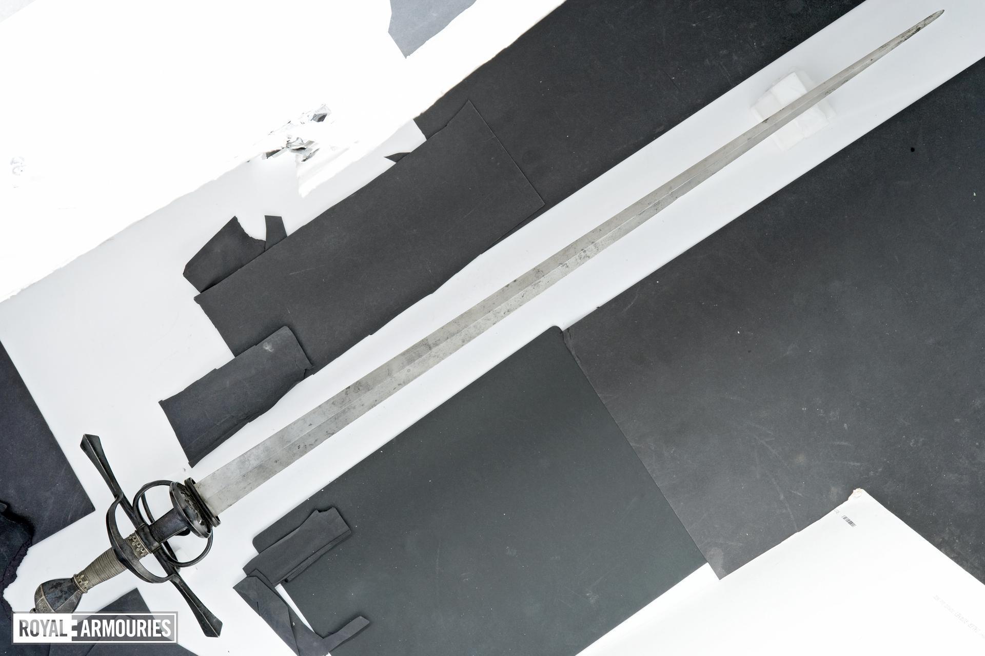 Sword Estoc