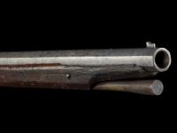 Thumbnail image of Matchlock muzzle-loading arquebus - Or Caliver A military style in use across Europe at this time.