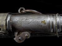 Thumbnail image of Matchlock musket (abu fitila)