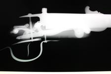 Thumbnail image of Matchlock muzzle-loading musket - By Biken
