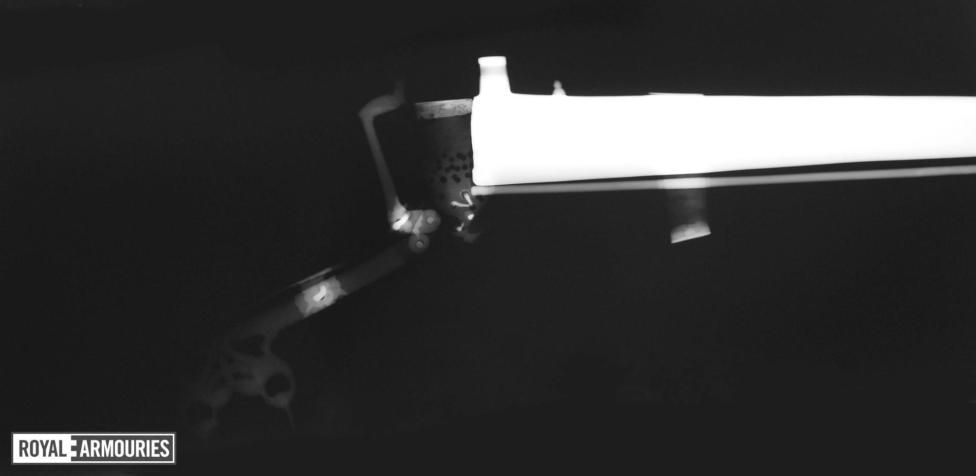 Matchlock musket (toradar)