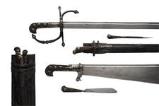 Thumbnail image of Hunting trousse - Hunting trousse Hunting trousse