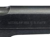 Thumbnail image of Centrefire self-loading pistol - Colt Model 1911, US Navy