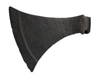 Thumbnail image of Axe head Axe head, possibly Viking.