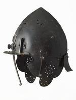 Thumbnail image of Helmet (chichak) With bascinet skull