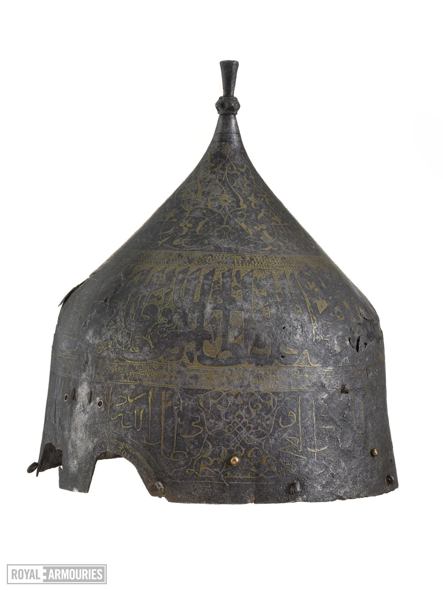 Turban helmet (migfer)
