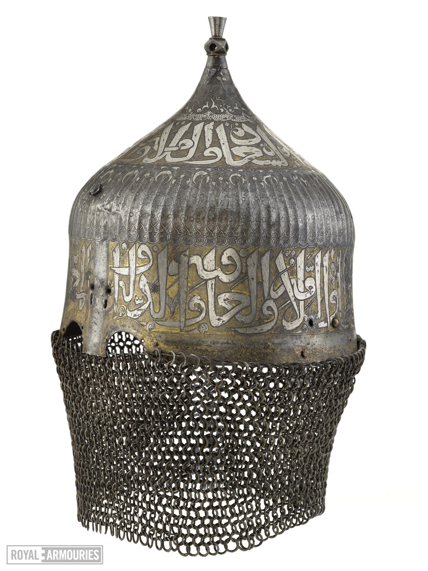 Turban helmet (migfer) - Migfer Turkish Migfer Turban Helm