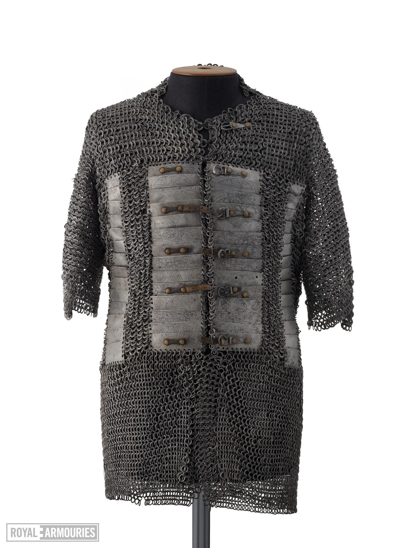 Mail and plate coat (zirh gomlek)