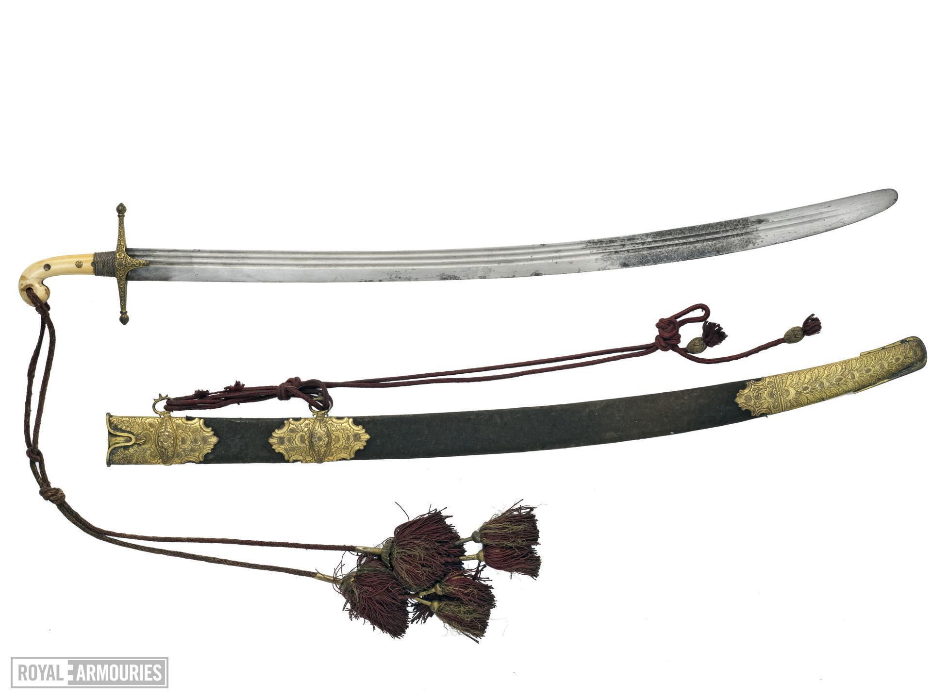 Sword (shamshir) - Shamshir