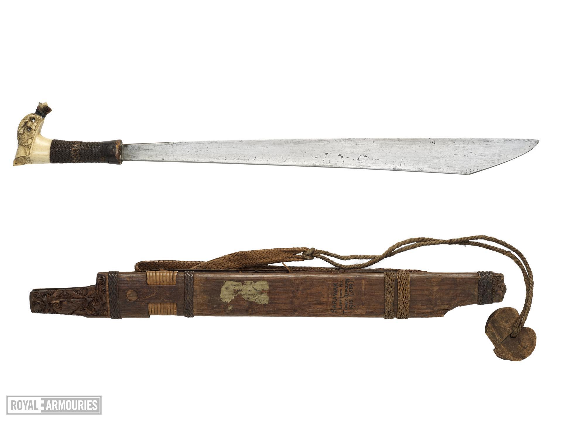 Sword (Mandau)