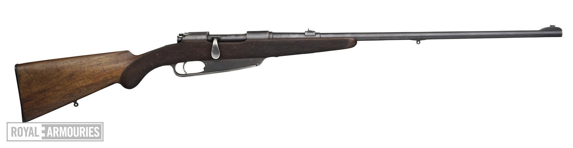 Centrefire bolt-action sporting rifle - Mauser Model 1848