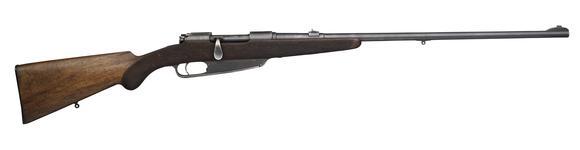 Thumbnail image of Centrefire bolt-action sporting rifle - Mauser Model 1848 Cased