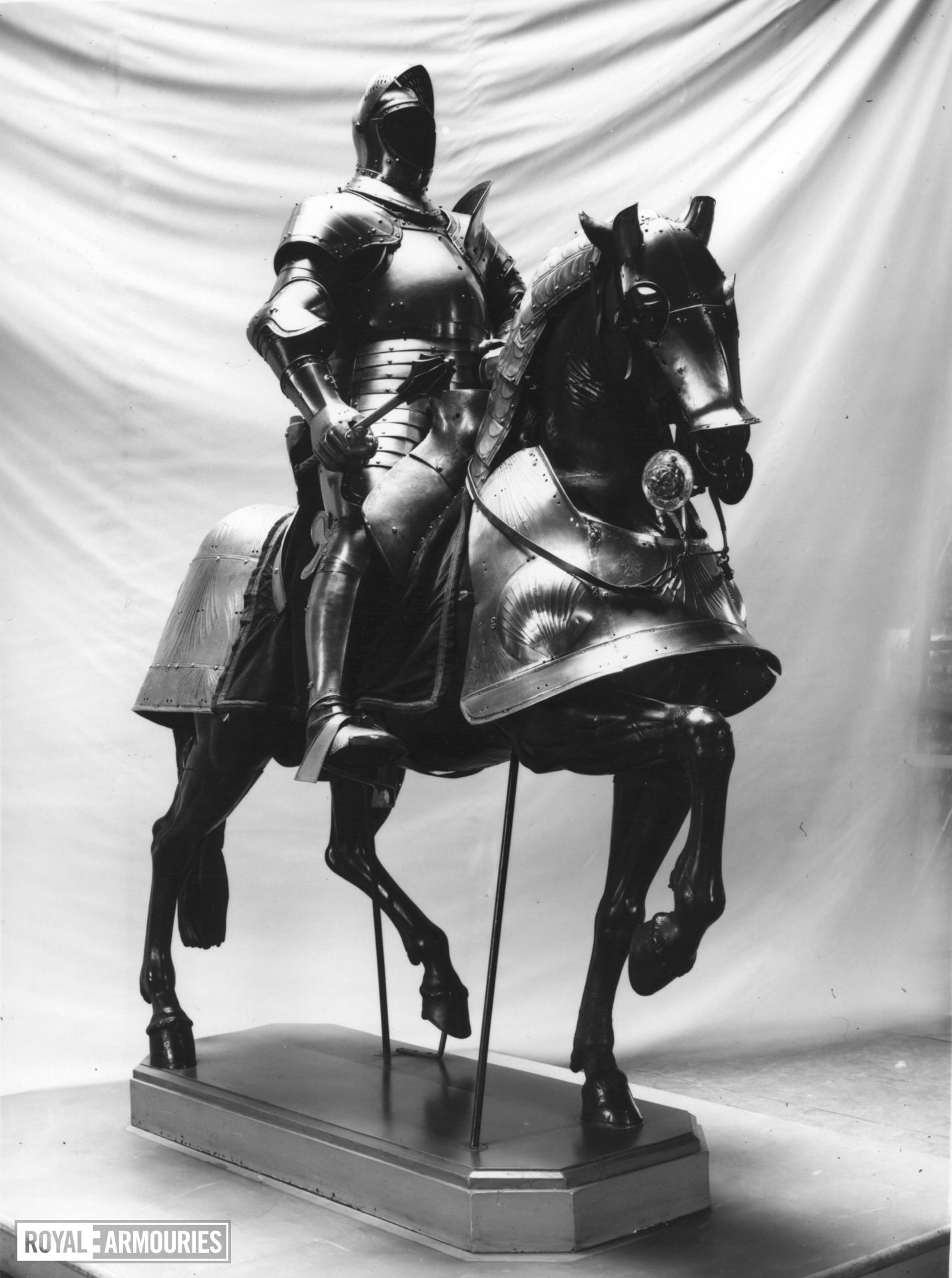 Horse armour Of King Henry VIII