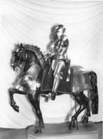 Thumbnail image of Horse armour Of King Henry VIII
