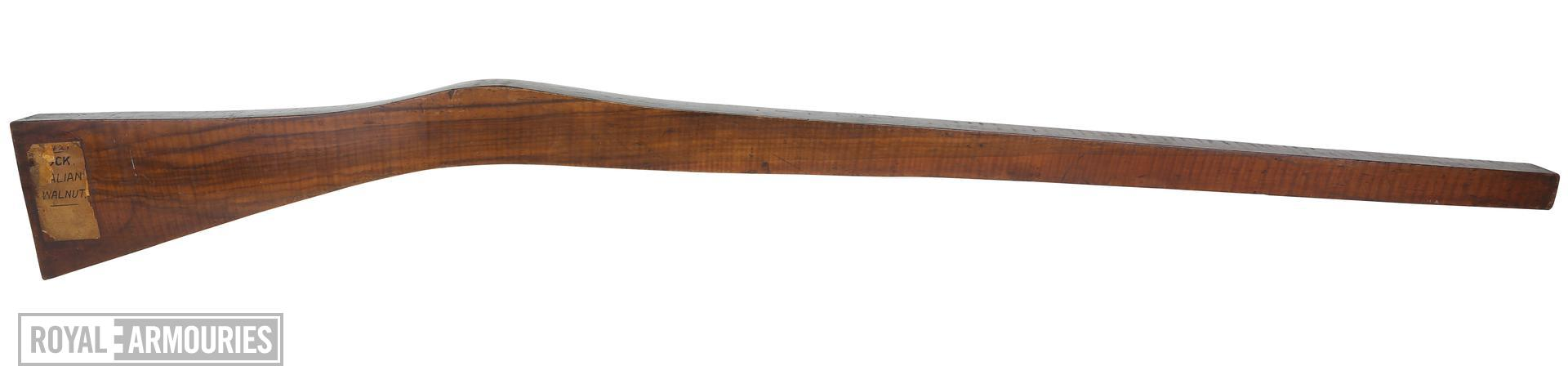 Wooden reference for P.53 Enfield Rifle PR.10142