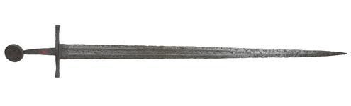 Thumbnail image of Sword, Hand and a Half. Oakeshott Type XVI. IX.1083