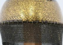 Thumbnail image of Helmet (top) traditionally of Ranjit Singh. XXVIA.36