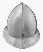 Thumbnail image of Capacete (helmet), Spanish, or Italian for the Spanish market, about 1470