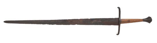 Thumbnail image of Sword Hand-and-a-half sword. IX.2149