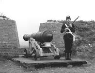 Thumbnail image of Garrison carriage Made of iron Cast by BB & B