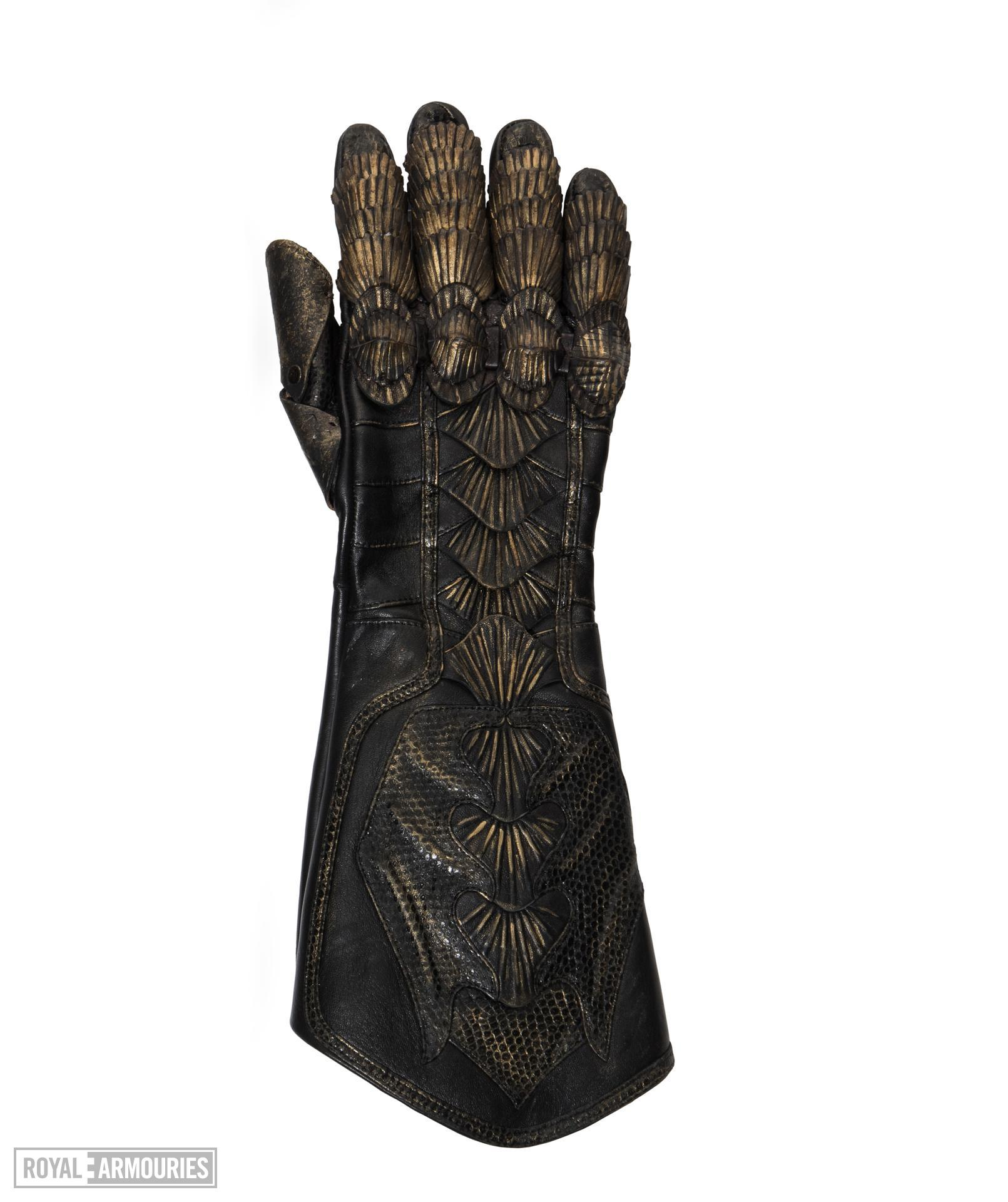 Right glove - Right glove from The Lord Marshal's Costume