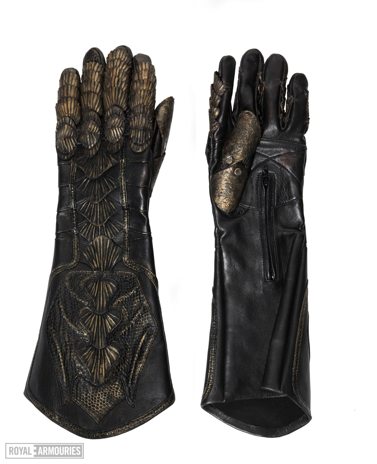 Left Glove - Left glove from The Lord Marshal's Costume
