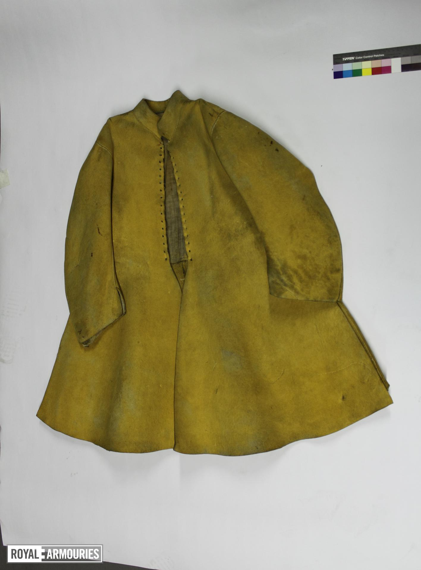Buff coat Littlecote collection