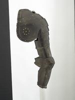 Thumbnail image of Right pauldron and vambrace Littlecote collection